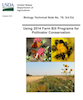 Using 2014 Farm Bill Programs